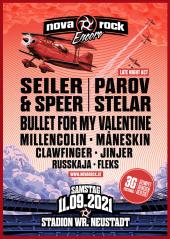 NOVA ROCK ENCORE 11. September 2021 - Wiener Neustadt Arena