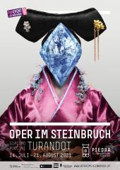 Turandot in der Oper im Steinbruch 2021 © Oper im Steinbruch