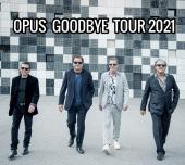"""1x2 Tickets für Donnerstag, 16. Dezember 2021 in der Wiener Stadthalle zur Abschiedstour von """"OPUS SAGT GOODBYE"""". (c) OPUS"""